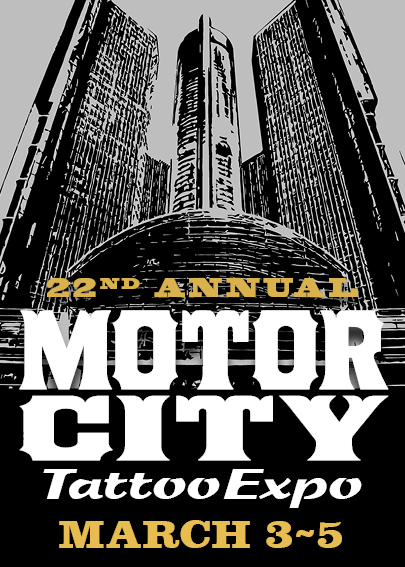 detroit tattoo convention