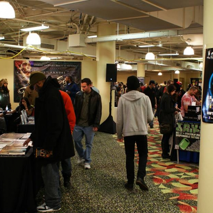 Motorcity Tattoo Expo Detroit 2