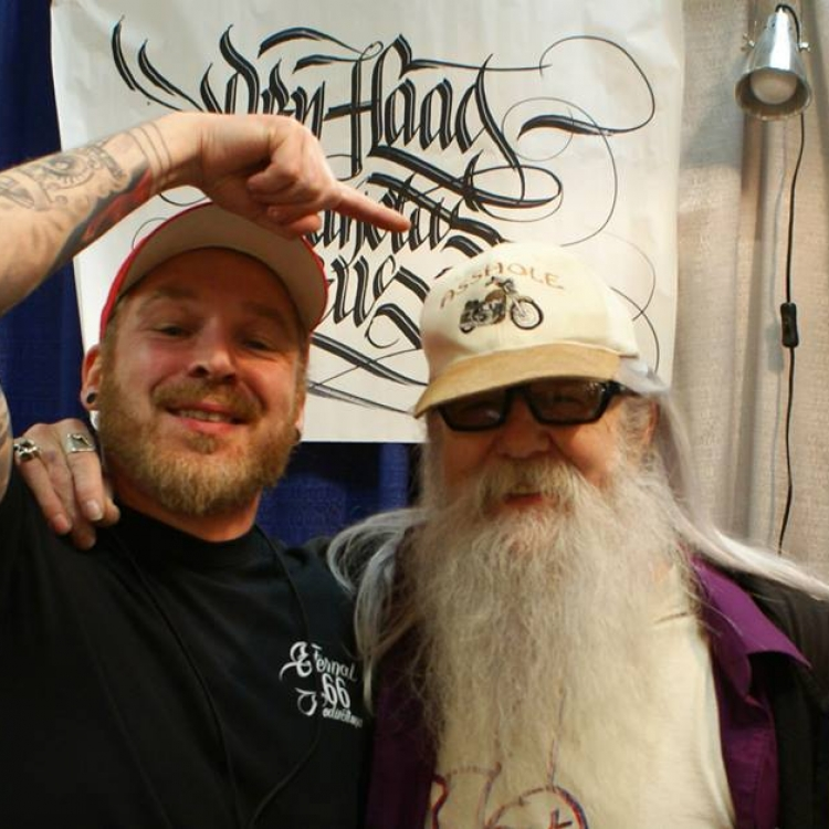 Motorcity Tattoo Expo Detroit with Mike Skiver