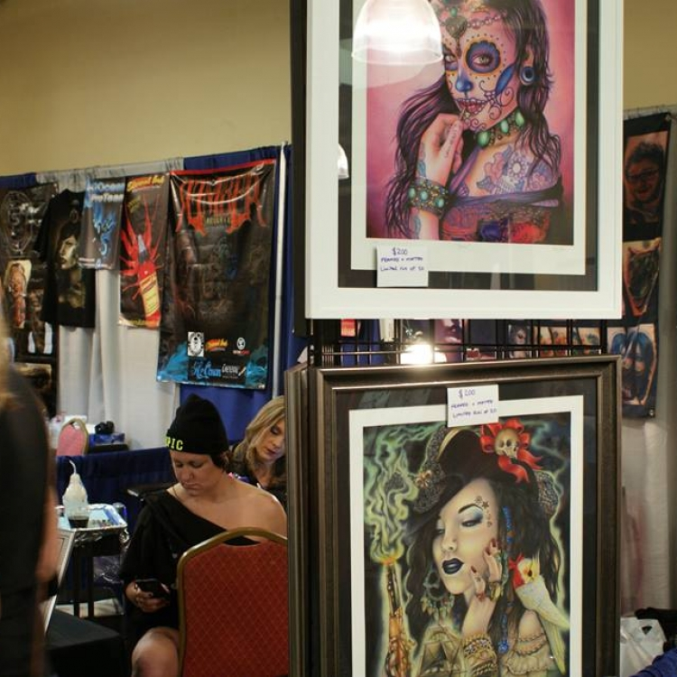 Motorcity Tattoo Expo Detroit3