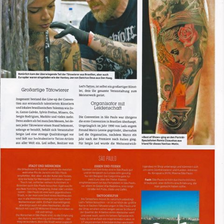 featured in tatowier magazin 1